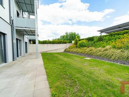 Moderne Gartenwohnung in Villach-Lind