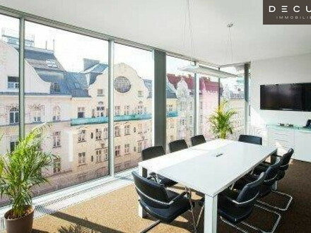 FLYBRIDGE Business Center | servicierte Bürolösungen