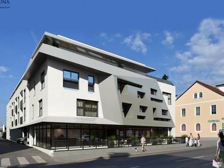 Perfekt gelegene Geschäfts- oder Ordinationsfläche mitten in St. Peter +++ 127 m² / 16 m² Außenfläche / 4,7 m² zusätzlicher…