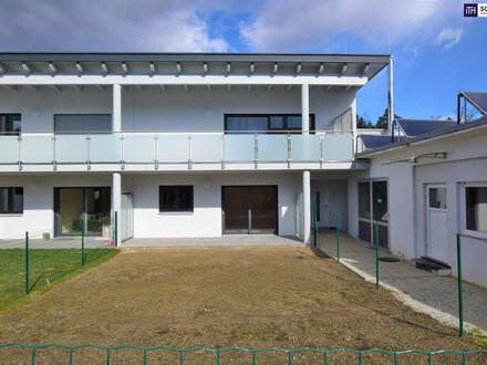 TOP 2- Zimmer Wohnung mit Eigengarten + großer Terrasse! AB SOFORT VERFÜGBAR!!