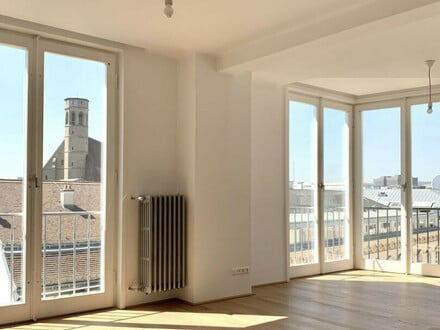 Generalsanierte, sonnige Wohnung mit Traumblick/City/U3