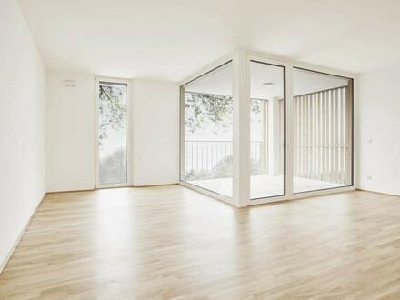 3-Zimmer-Neubau-Wohnung mit Loggia an der Glan in 5020 Salzburg - zur Miete