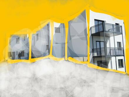 Wohnen am Hügel-2 Zimmer Wohnung mit Eigengarten
