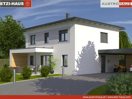 Taiskirchen: Ziegelhaus + Grund ab € 308.840,-