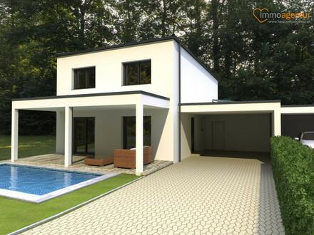 Leistbares Baumeister-Haus mit Grundstück 753m² in Grieskirchen in zentraler Lager zu verkaufen