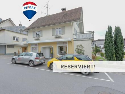 Mehrfamilienhaus im Zentrum von Götzis