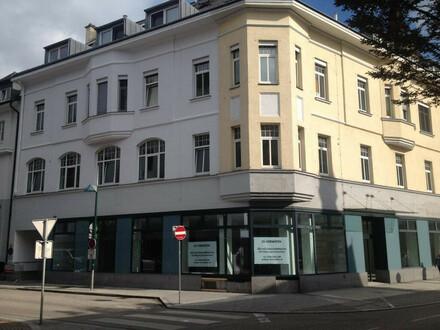 223m2 Geschäftsfläche Wels-Zentrum, Bahnhofstrasse / Ecke Maximilianstrasse