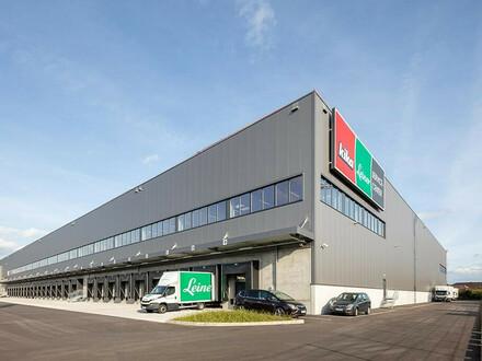 Logistikimmobilie bei Linz