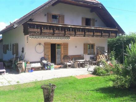 Einfamilienhaus, ca. 162 m² - mit großem Grund, ca. 2.360m² Grund in Ruhelage
