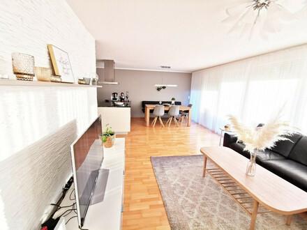 Moderne 4 Zimmer Wohnung in Mäder