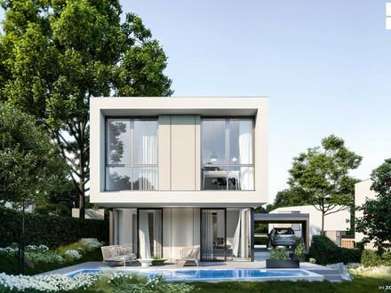 EXKLUSIVES WOHNEN IM WIENERWALD +++ Villa Ode an die Freude +++ VILLENPARK EICHGRABEN - Provisionsfrei!!