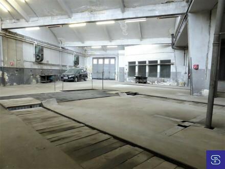 Gewerbefläche 600m² für Werkstatt, Lager od. Betriebsobjekt - 1200 Wien