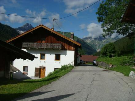 Bauernhaus in Außerfern