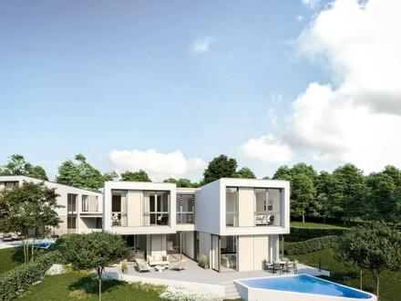 Villa Vivo - VILLENPARK EICHGRABEN - +++EINMALIGER BLICK IN UND AUF DIE NATUR+++