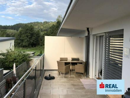 Mieten im Neubau - Balkon mit Süd-Ausrichtung inklusive