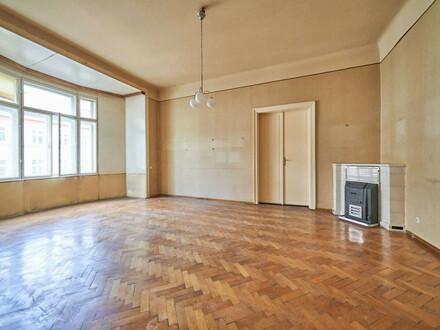 Bürofläche mit 7 Zimmern & 2 Balkonen nahe Rochusmarkt/Arenbergpark (U3) |optional als Wohnung | Unbefristete Miete €9.-/m2