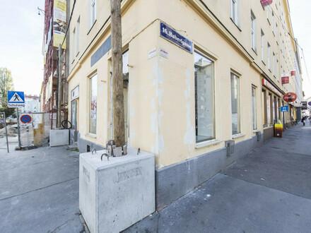Geschäftsfläche in 1160 Wien zu verkaufen!