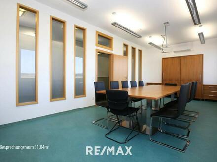 Helle Büroräumlichkeiten mit hervorragenden Anbindungen und hoher Flexibilität