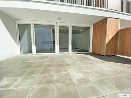 ERSTBEZUG | 2 Zimmer Wohnung | großzügige Loggia & Terrasse | Garagenstellplatz | Villenviertel von Bad Vöslau | Beziehbar…