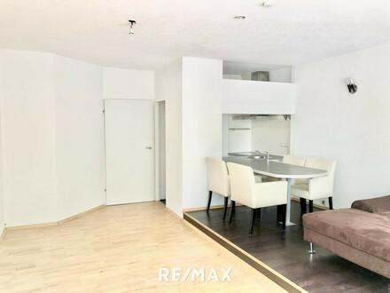 ZENTRUM VILLACH: Helle 2-Zimmer-Wohnung mit Tiefgaragenplatz