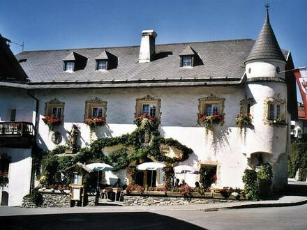 traditioneller Gasthof mit Gästezimmer aus dem 16. Jh.