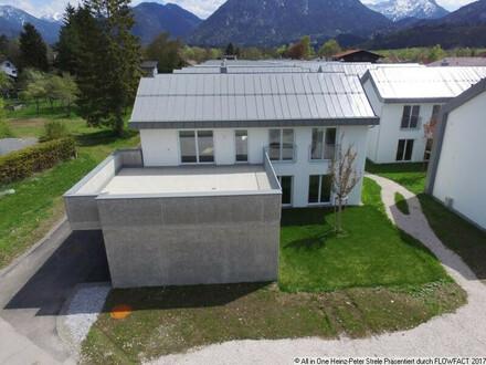 Modernes Architektenhaus