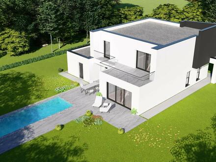 ALLES INKL. - Stilvolles Einfamilienhaus in Bad Fischau inkl. Grundstück