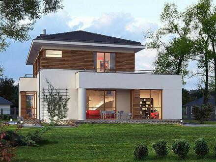 Modernes Doppelhaus in Maria Enzersdorf - Ruhige Lage