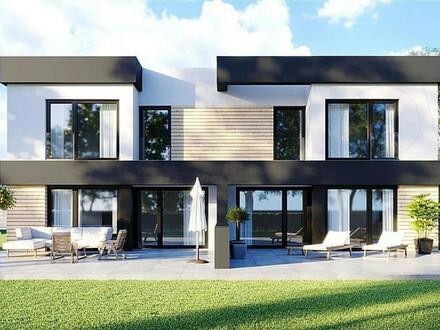 Stilvolles Doppelhaus in Deutsch Wagram