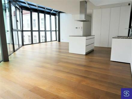 Exklusiver 201m² DG-Ausbau + 32m² Terrasse in schöner Lage - 1060 Wien