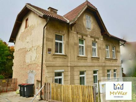 Bieterverfahren: Haus in Gablitz - ANGEBOTSENDE 14.6.2020 - 20.15 UHR!!!