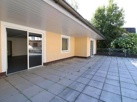 Helle großzügige Bürofläche mit Terrasse in Wörgl!
