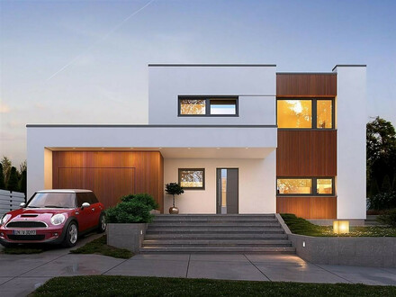 Modernes Doppelhaus in Seiersberg - Pirka - SCHLÜSSELFERTIG