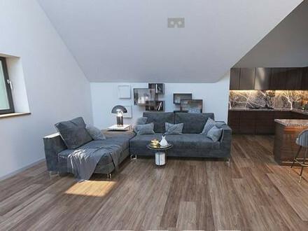 SBG/Alt-Liefering: Erstbezug - Gehobene Maisonette 4-Zi.-Whg. mit Balkon+Dachterrasse+2 Garagenplätze
