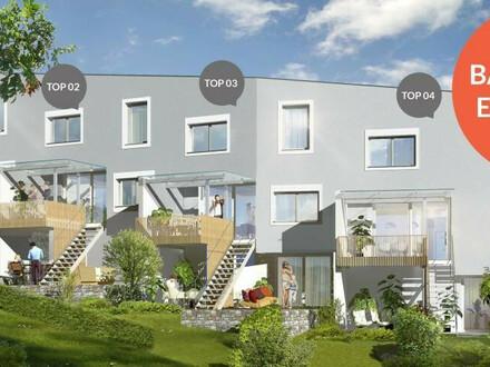 BAUSTART ERFOLGT - Gefördertes Reihenhaus im historischen Reichenau