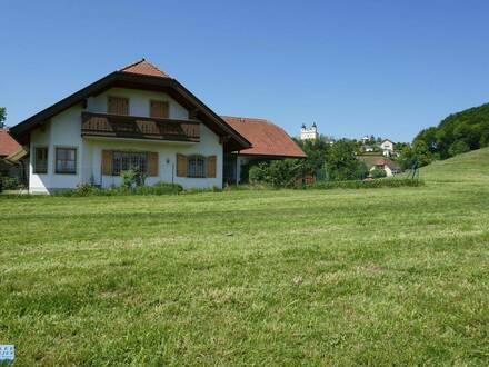 Großzügiges Landhaus in Maria Plain mit Blick zur Festung und zur Kirche Maria Plain