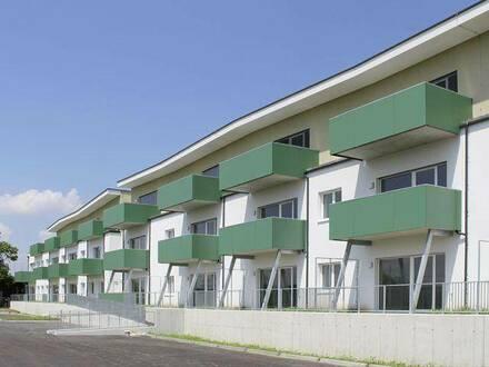 Ernsthofen. Geförderte 3 Zimmer Wohnung | Garten | Miete mit Kaufoption.