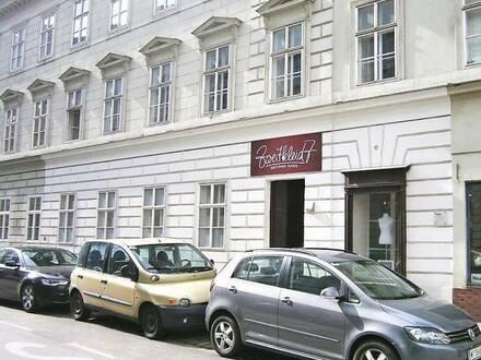 1070 Wien: Gewerbeobjekt zum Verkauf! Nähe Neubaugasse & Westbahnstraße! U-Bahn = 5 min
