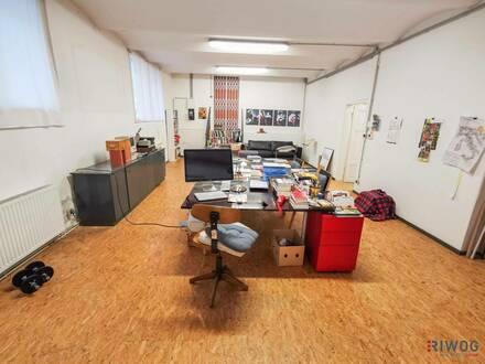 112m² Büro/Atelier in Kombination mit einem Lager! Nähe Gersthof!
