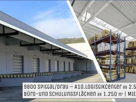 9800 SPITTAL - A10 Logistik Center