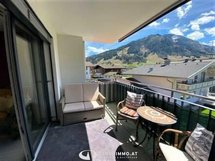 5671 Bruck: ANLAGEOBJEKT mit bestehendem Mietverhältniss ; neuwertige 2 Zimmerwohnung 54m² in Bruck, teilmöbliert, Tief…