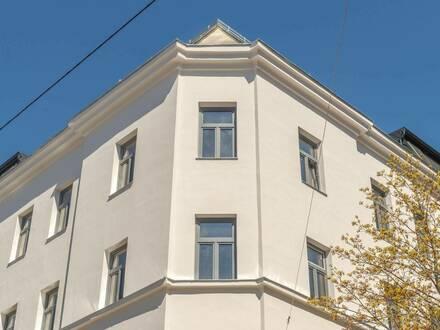 ++NEU++ ProjektGOLDSCHMIEDE, Umfassend sanierter 3-Zimmer ALTBAU-ERSTBEZUG, toller Grundriss!