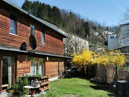 Bezaubernde Doppelhaushälfte in Dornbirn / Oberdorf
