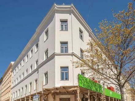 ++NEU++ ProjektGOLDSCHMIEDE, Hochwertiger 4-Zimmer ALTBAU-ERSTBEZUG mit ca. 4m² Balkon/Loggia