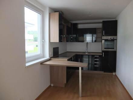 KUNDL - Moderne, sehr helle 3-Zimmer Wohnung mit großem Westbalkon zur Miete