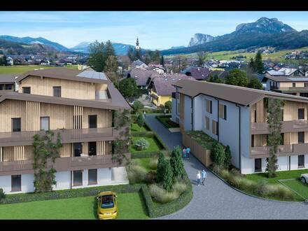 """BVH Thalgau - Massivholzbau """"Wohnen am Sagergut"""" Haus B Top 10"""