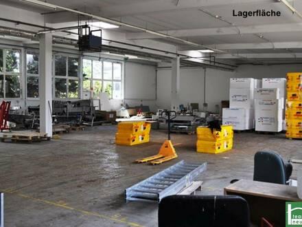 10m2 - 1500m2! Ab 25€ Netto/Monat! Donnerskirchen! Lager, Werkstatt, Büro, Geschäft!