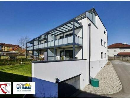 Wohnen in sonniger Lage über den Dächern von Linz mit sehr guter Infrastruktur Top 7 im DG Provisionsfrei