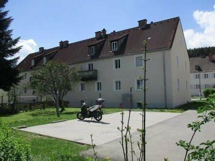 3-Raum-Wohnung zum Wohlfühlen mit Parkplatz im Grünen im Herzen der Wohlfühlsiedlung Trofaiach Nord! Provisionsfrei!