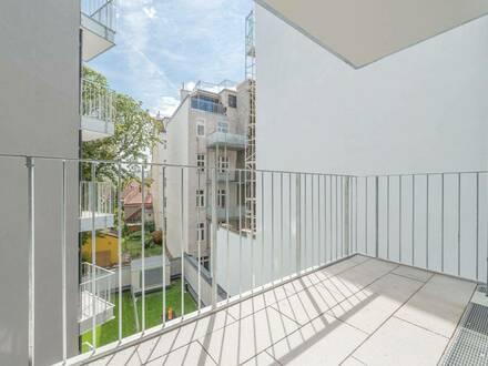 BELIEBTE LAGE - 2 Zimmer Neubau-Wohnung mit Balkon ab 01.09 (Kaiserstraße 82)